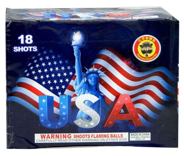 USA – 18 Shot