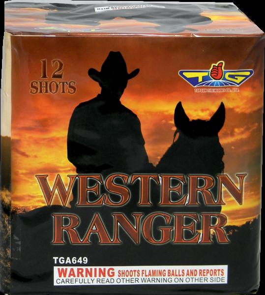 Western Ranger – 12 Shot