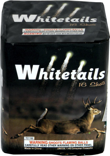 "Whitetails – 16 Shot by ""Hot Shot"""