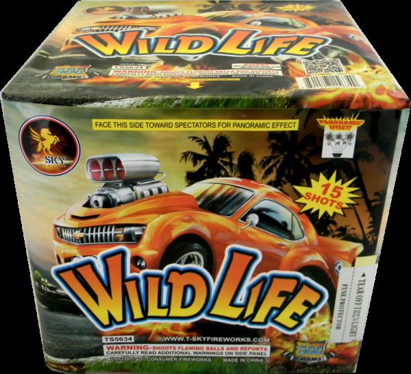 Wild Life – 15 Shot