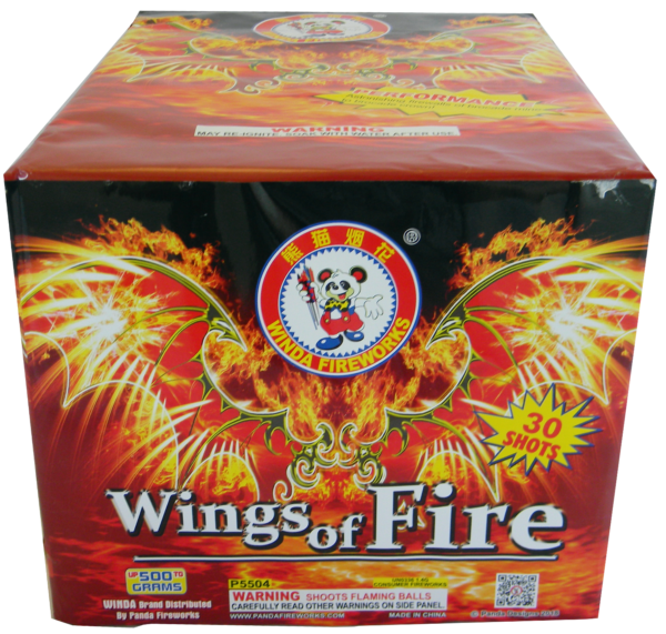 Wings of Fire – 30 Shot