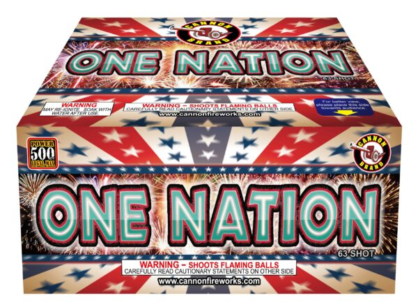 One Nation – 63 Shot