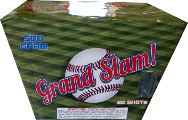 "Grand Slam – 20 Shot by ""Hot Shot"""