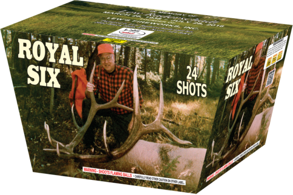 "Royal Six – 24 Shot by ""Hot Shot"""