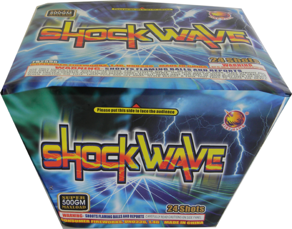 Shock Wave – 24 Shot