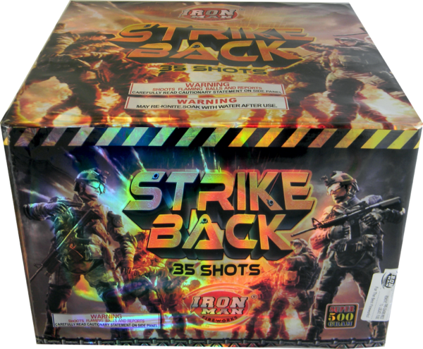 Strike Back – 30 Shot