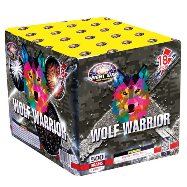 Wolf Warrior – 18 Shot