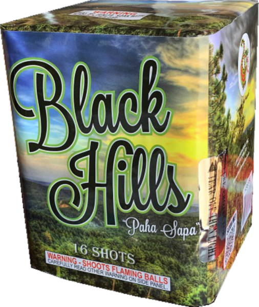 "Black Hills – 16 Shot by ""Hot Shot"""