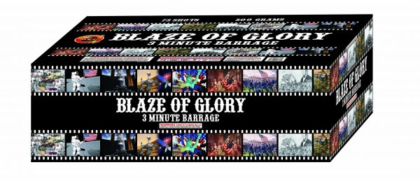 Blaze of Glory – 73 Shot