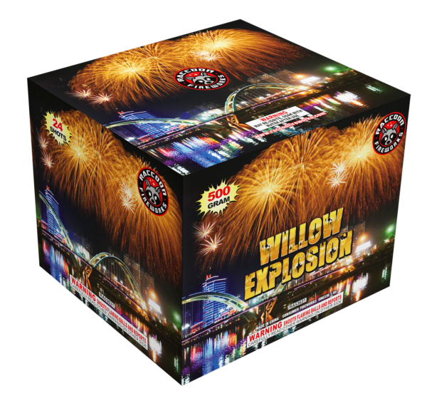 Willow Explosion – 24 Shot