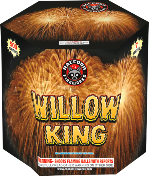 Willow King – 7 Shot