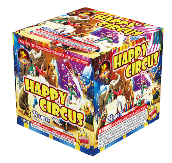 Happy Circus – 27 Shot