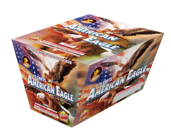 American Eagle – 25 Shot