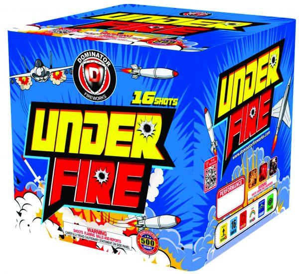 Under Fire – 16 Shot