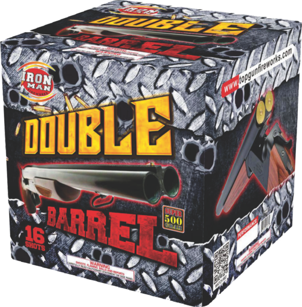 Double Barrel – 16 Shot
