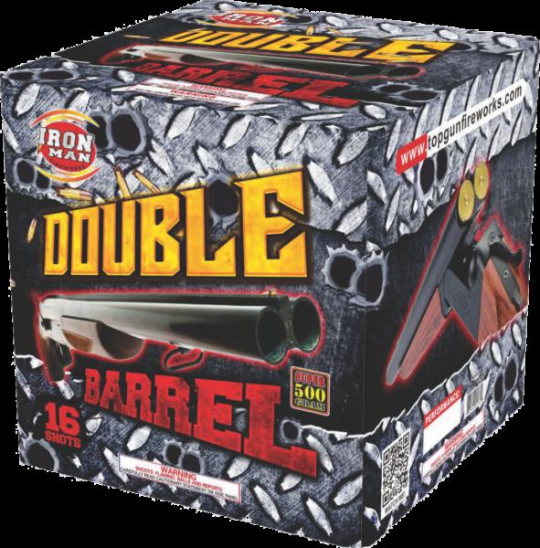 Double Barrel – 16 Shot