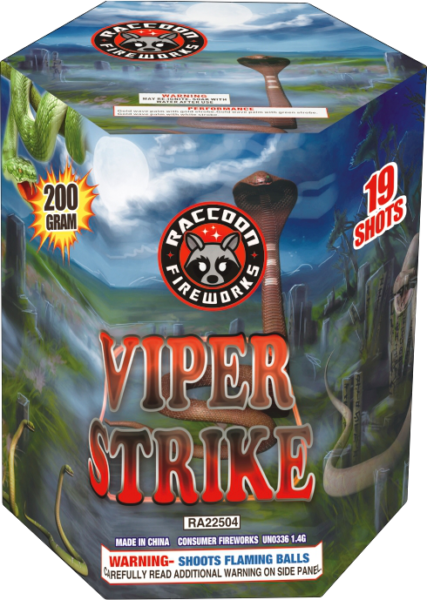 Vipers Strike – 19 Shot