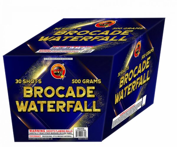 Brocade Waterfall – 30 Shot