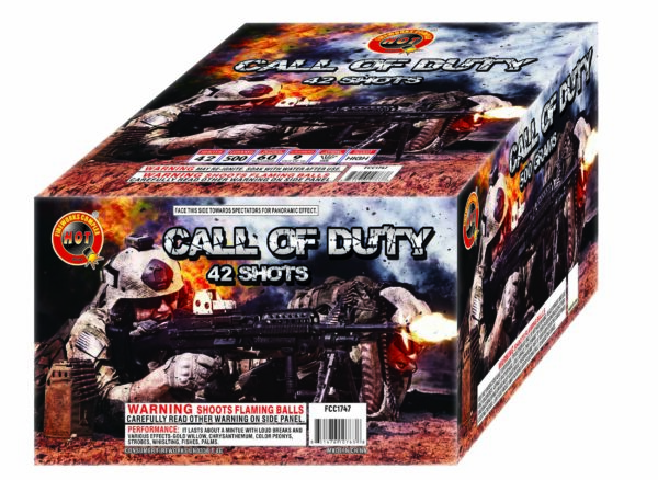 Call of Duty – 42 Shot