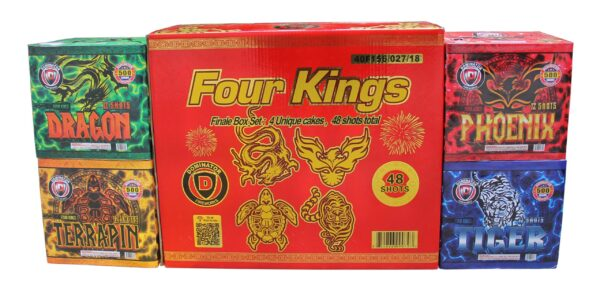 Four Kings – Assorted Case