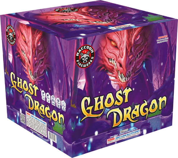 Ghost Dragon – 9 Shot (3″)