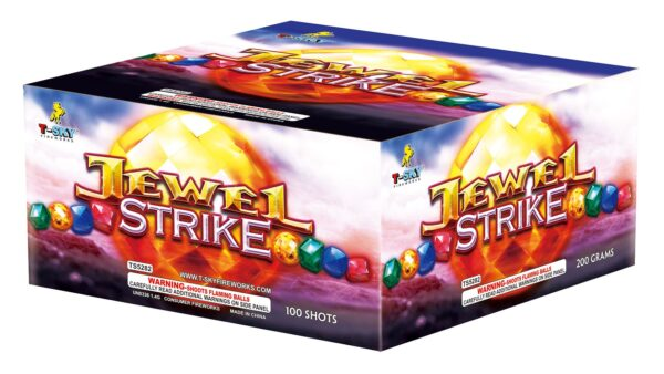 Jewel Strike – 100 Shot