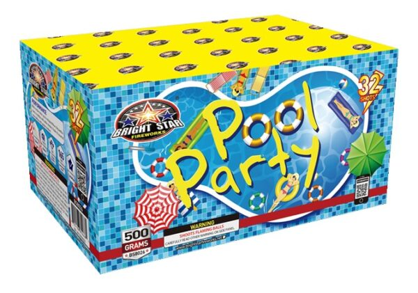 Pool Party – 32 Shot