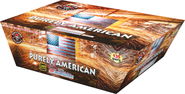 Purely American – 135 Shot