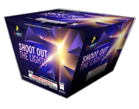 Shoot Out The Lights – 25 Shot