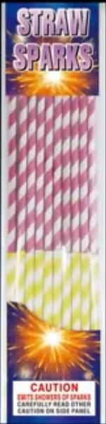 Straw Sparks