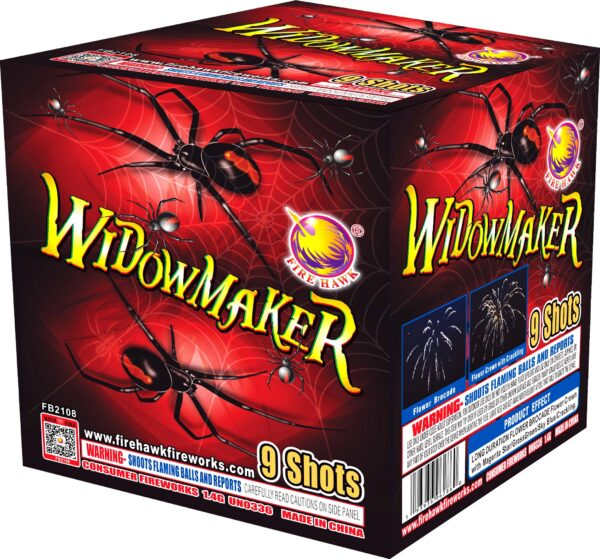 Widowmaker – 9 Shot