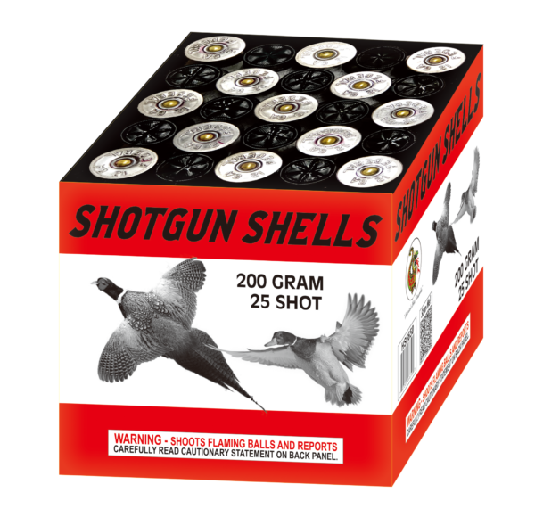 Shotgun Shells by Hot Shot – 25 Shot