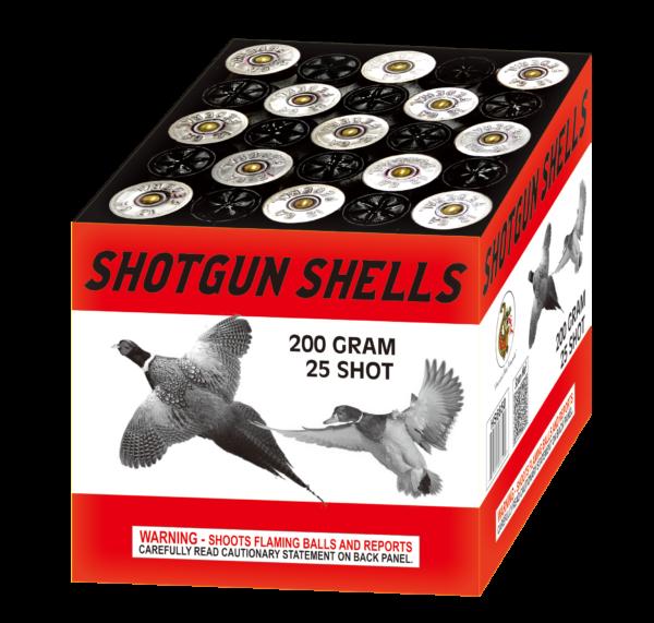 Shotgun Shells by Hot Shot – 25 Shot