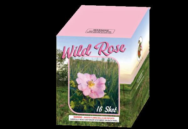 "Wild Rose – 16 Shot by ""Hot Shot"""