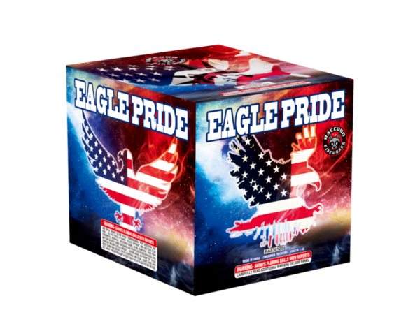 Eagle Pride – 30 Shot