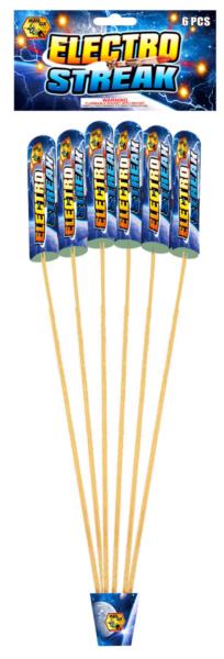 Electro Streak Rocket
