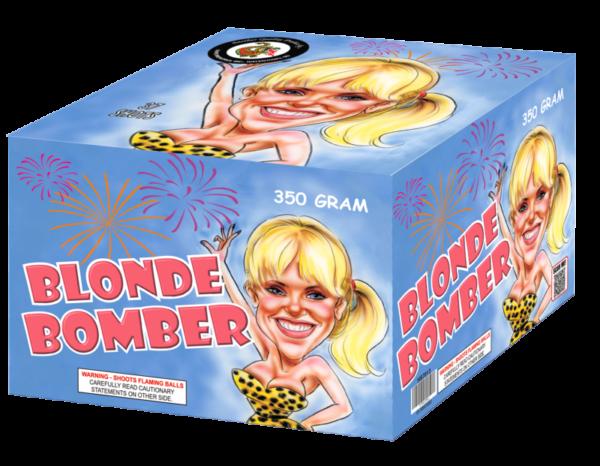 "Blonde Bomber – 37 Shot by ""Hot Shot"""