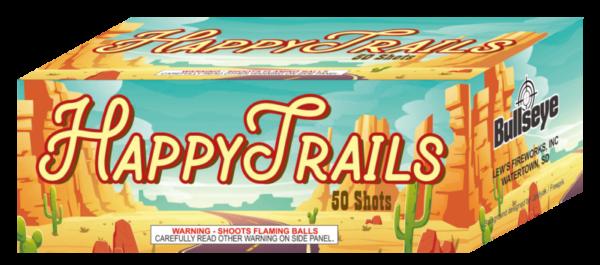 "Happy Trails – 50 Shot by ""Bullseye"""