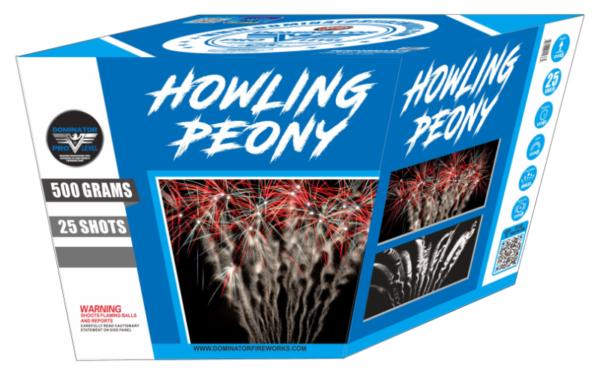 Howling Peony – 30 Shot