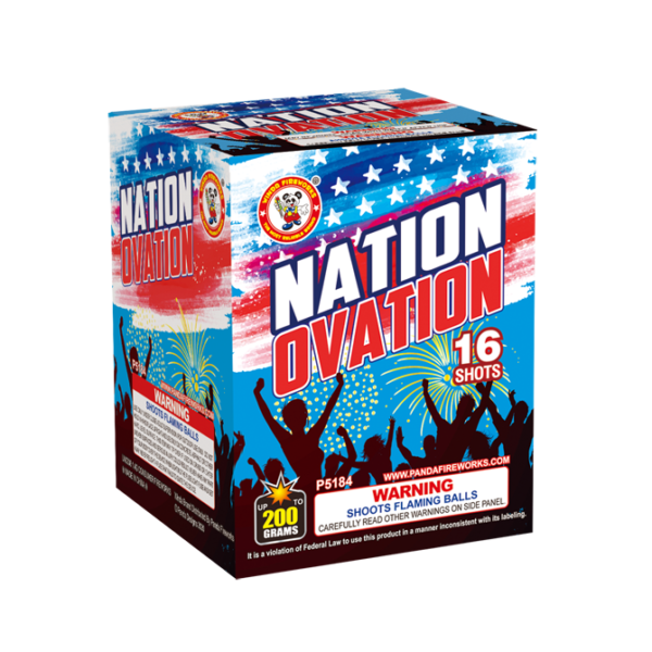 Nation Ovation – 16 Shot