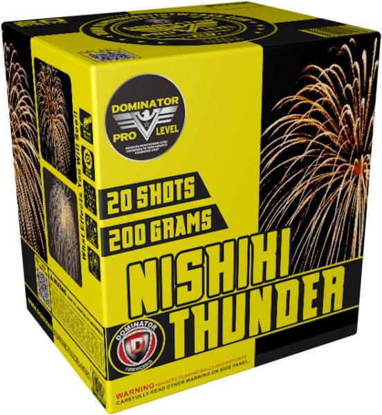 Nishiki Thunder – 20 Shot