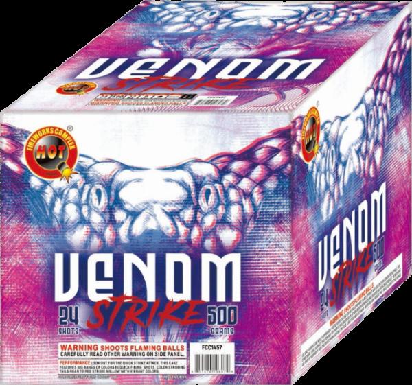 Venom Strike – 24 Shot