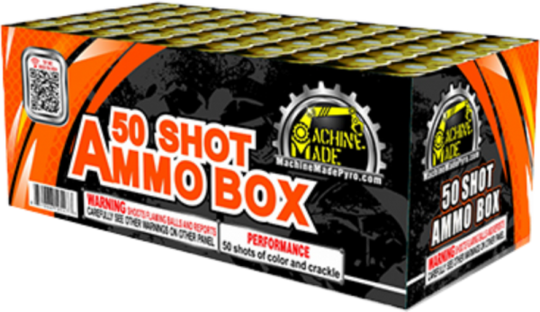 Ammo Box – 50 Shot
