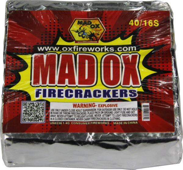 Mad Ox 40/16 Firecracker