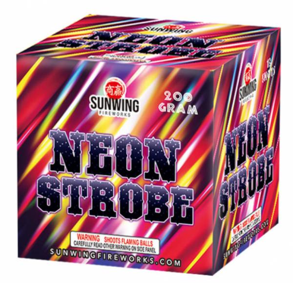 Neon Strobe – 18 Shot