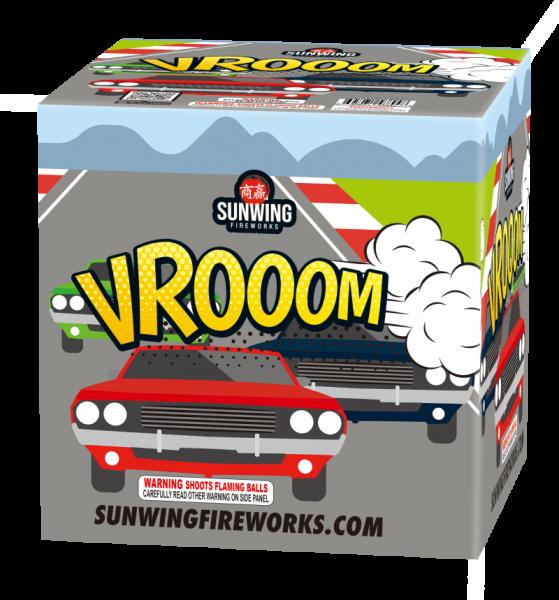 Vrooom – 18 Shot