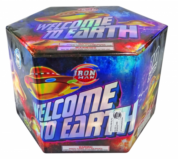 Welcome to Earth – 10 Shot